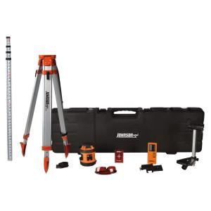 Johnson Self-Leveling Rotary Laser Level System by Johnson