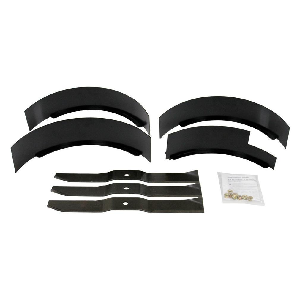 IKON-XL 60-in Zero Turn Mower Mulch Kit