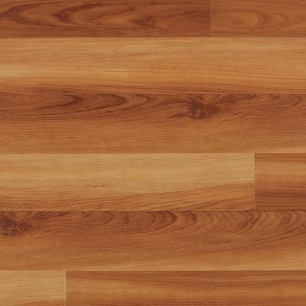 Warm Cherry 7.5 in. L x 47.6 in. W Luxury Vinyl Plank Flooring (24.74 sq. ft. / case)