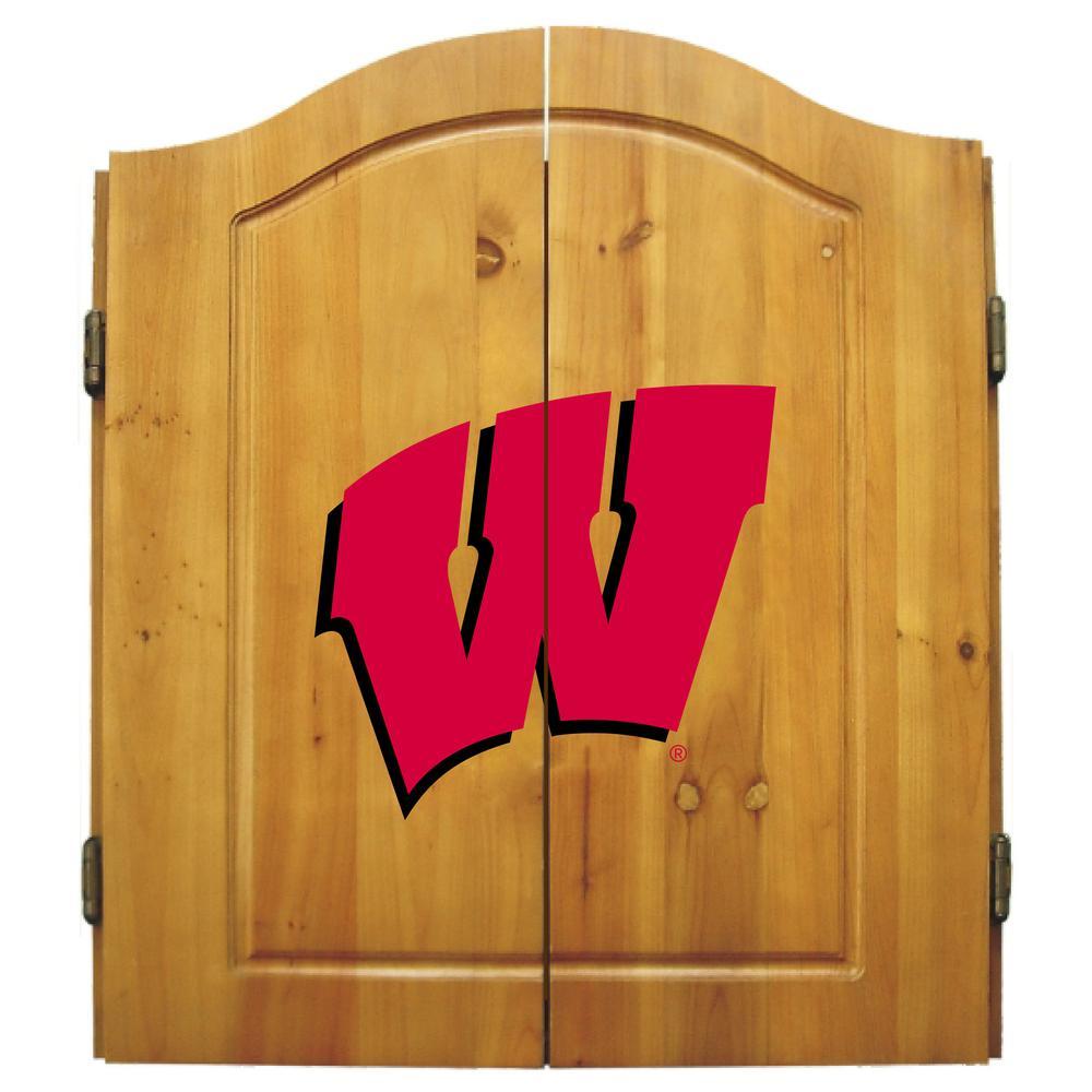 University of Wisconsin Dart Cabinet
