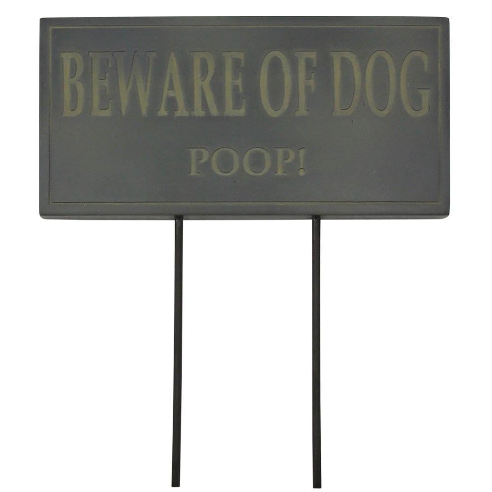 Beware Dog Poop