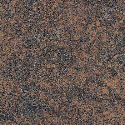 5 in. x 7 in. Laminate Countertop Sample in Mineral Umber with Premiumfx Radiance Finish