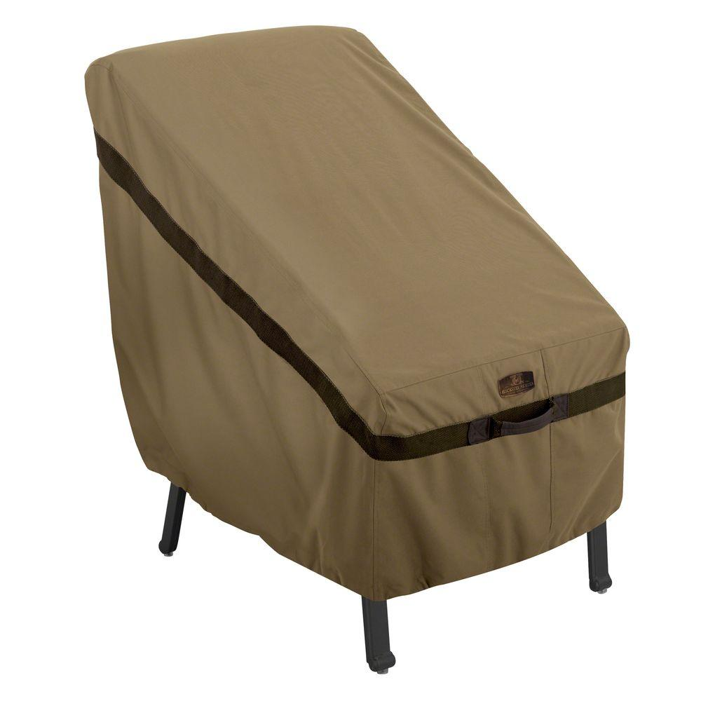 Hickory High Back Patio Chair Cover