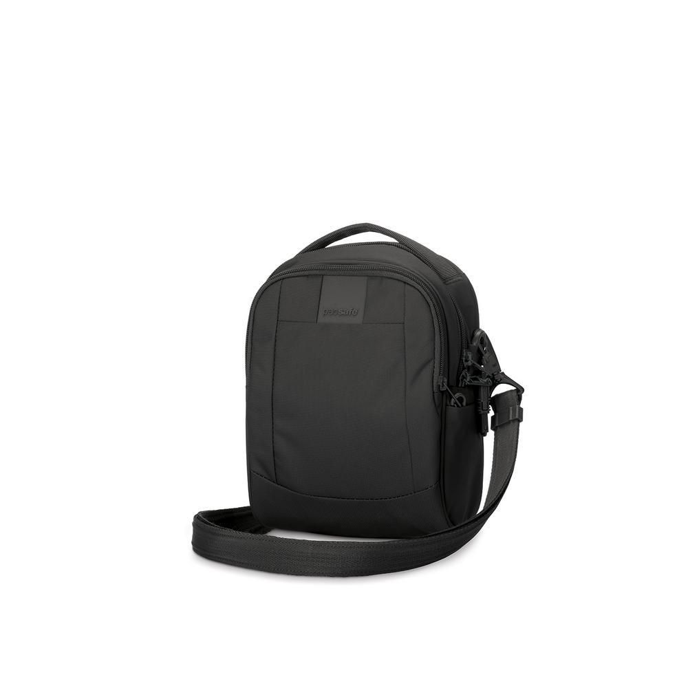 Metrosafe LS100 Black Crossbody Bag