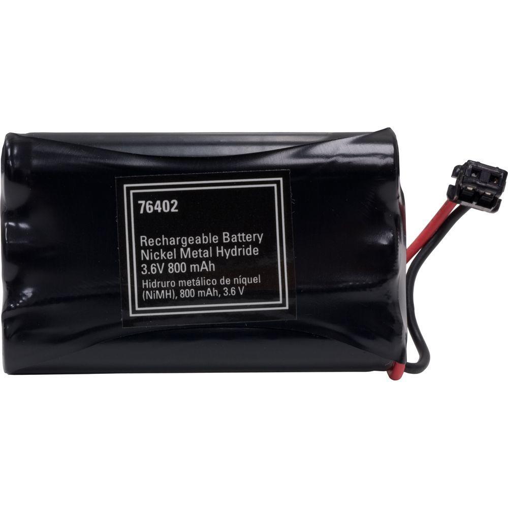 GE 3.6-Volt 800mAh Ni-MH Cordless Phone Battery
