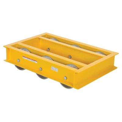 10,000 lb. 24 in. x 36 in. Open Deck Machinery Dolly