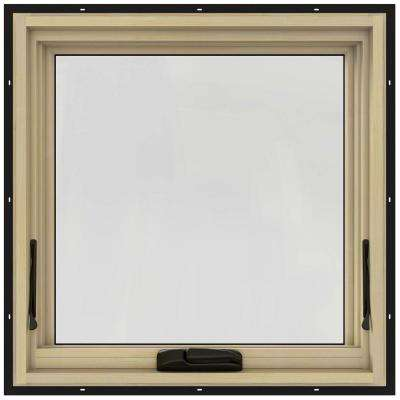 24.75 in. x 24.75 in. W-2500 Awning Clad Wood Window