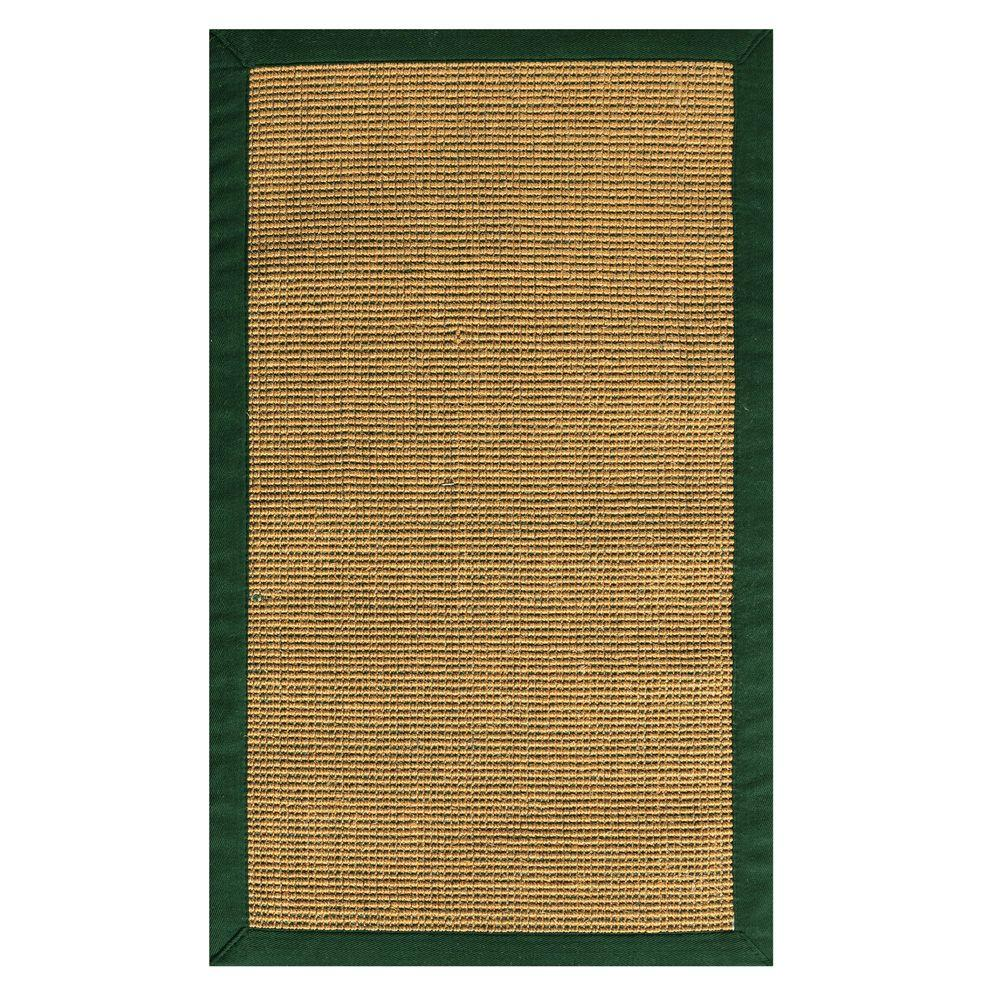Home Decorators Collection Rio Sisal Honey and Hunter 3 ft. x 5 ft. Area Rug