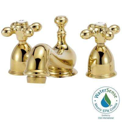 Brass - Minispread Bathroom Sink Faucets - Bathroom Sink Faucets ...