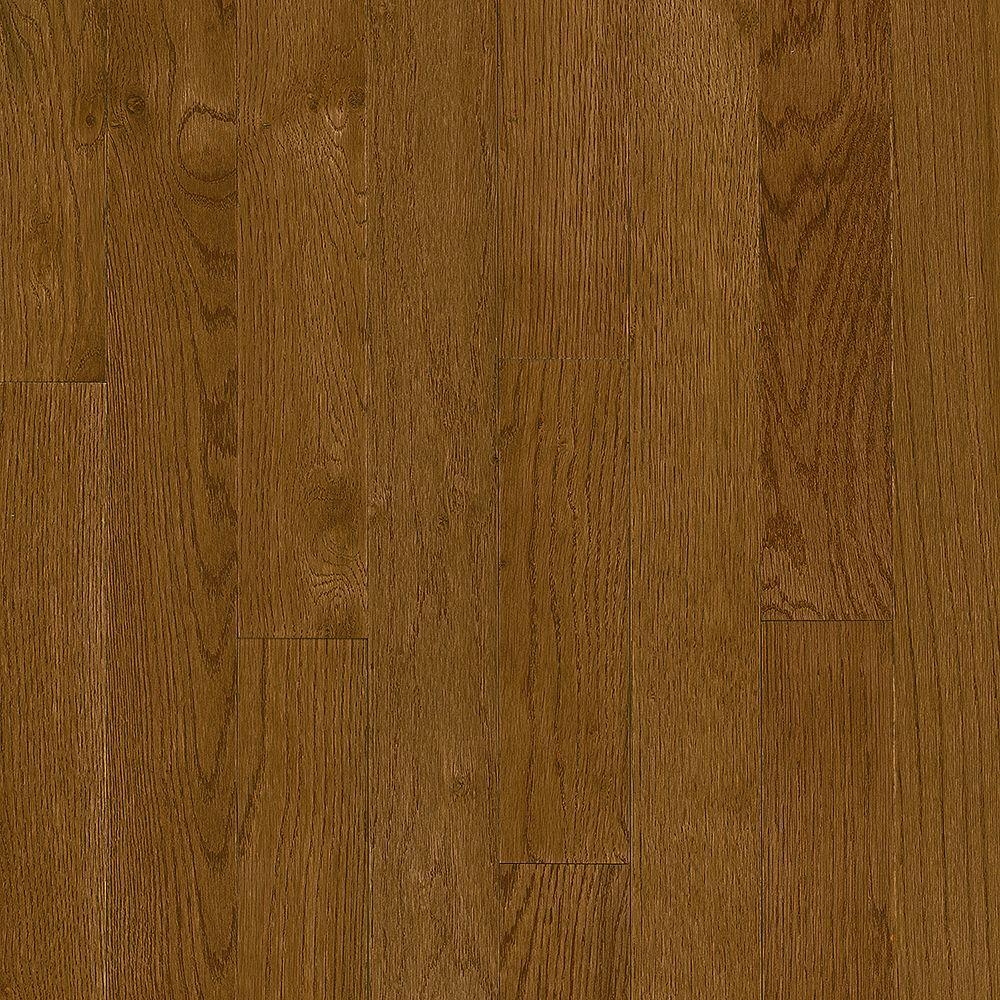 Bruce Oak Saddle 3/4 in. Thick x 3-1/4 in. Wide x Varying Length Solid Hardwood Flooring (22 sq. ft. / case)