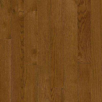 Oak Saddle 3/4 in. Thick x 3-1/4 in. Wide x Varying Length Solid Hardwood Flooring (22 sq. ft. / case)