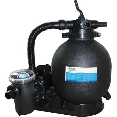 15 in. Above Ground Sand Filter System