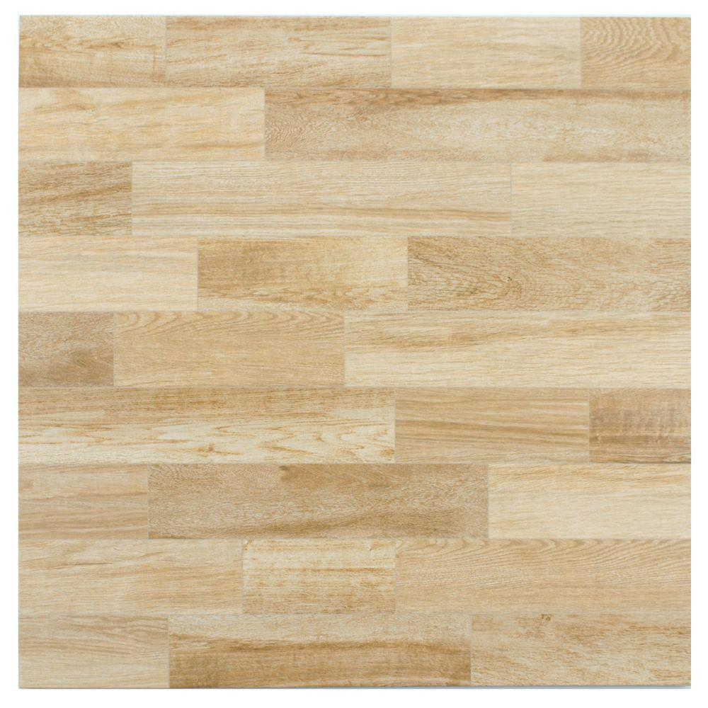Alpino Haya 17-3/4 in. x 17-3/4 in. Ceramic Floor and Wall