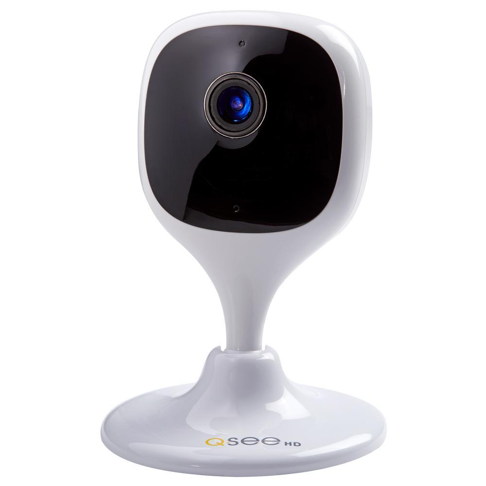 Wireless 1080p Wi-Fi Mini Eco Cube Surveillance Camera