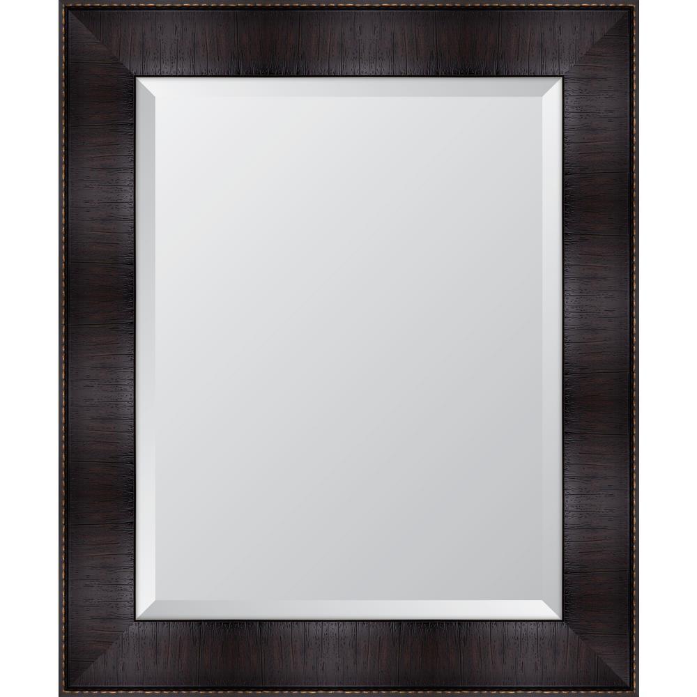Melissa Van Hise 30 In X 36 In Framed 4 In Espresso Resin Frame