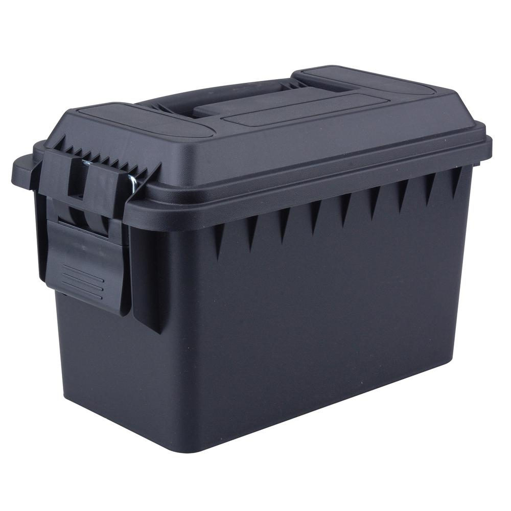 Magnum 0 50 Cal Tactical Ammo Storage Boxes In Black