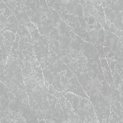2 in. x 4 in. Quartz Countertop Sample in Polaris
