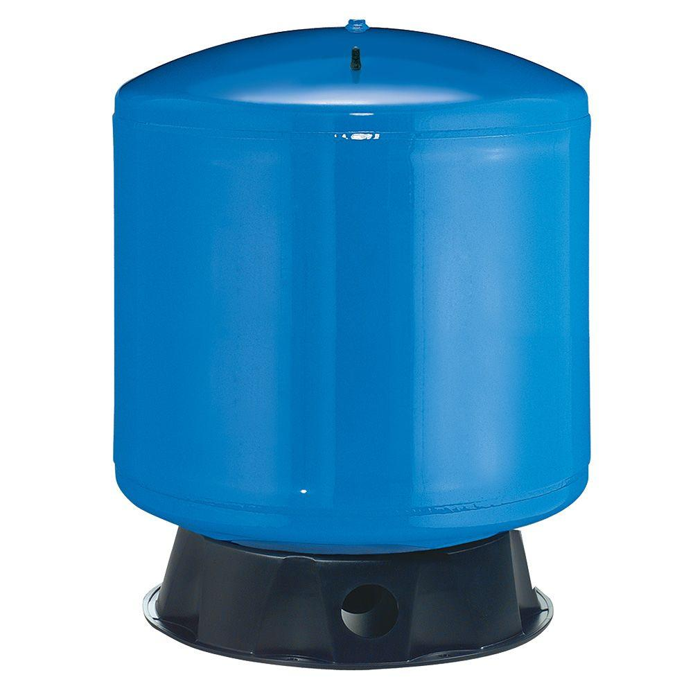 Flotec 50 Gal. Pre-Charged Pressure Tank with 120 Gal. Equivalent Rating