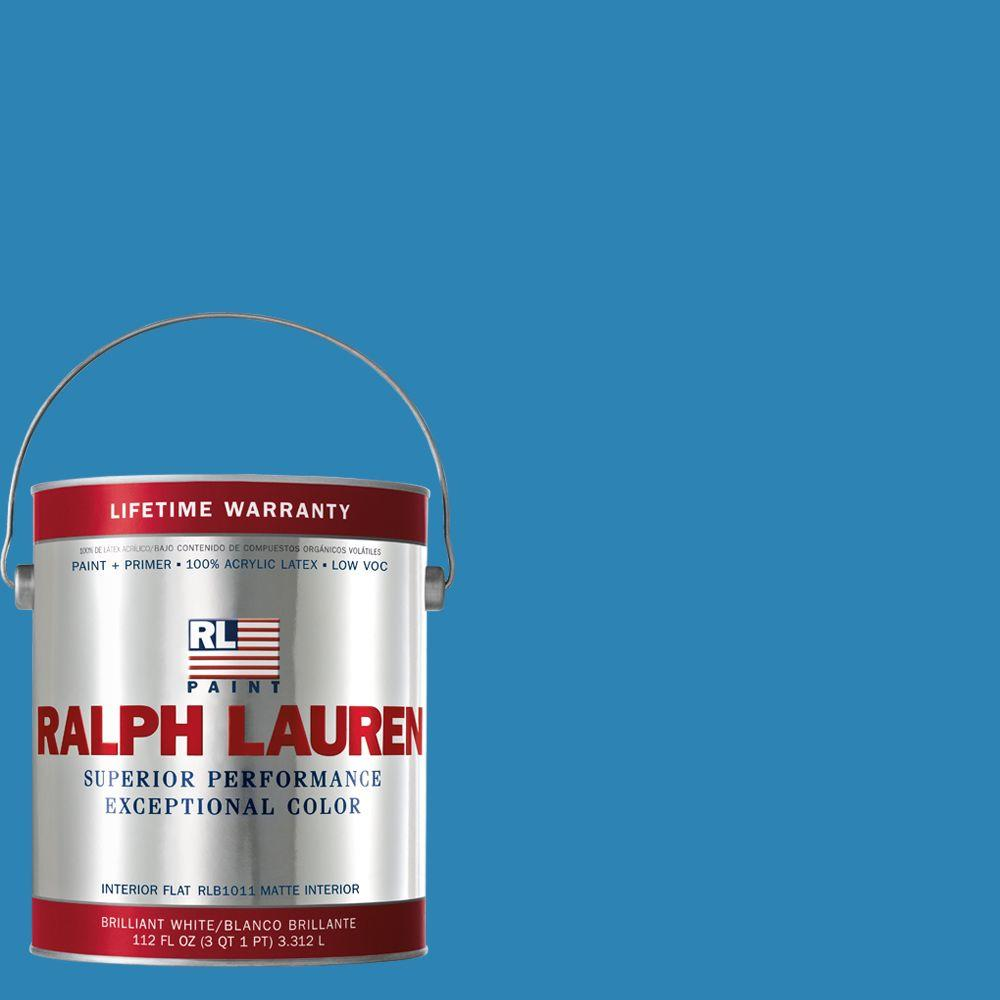 Ralph Lauren 1-gal. Summer Regatta Flat Interior Paint