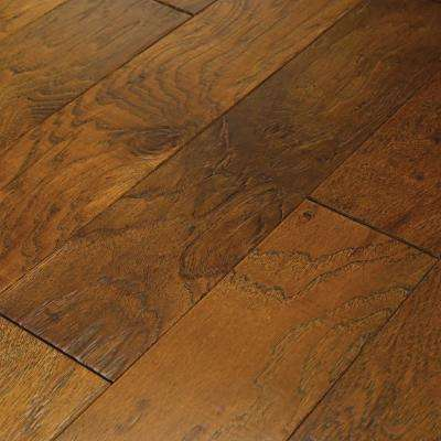 Chantilly Brushwood 1/2 in. T x 5 in. W x 60 in. L Engineered Hardwood Flooring (27.58 sq. ft./case)