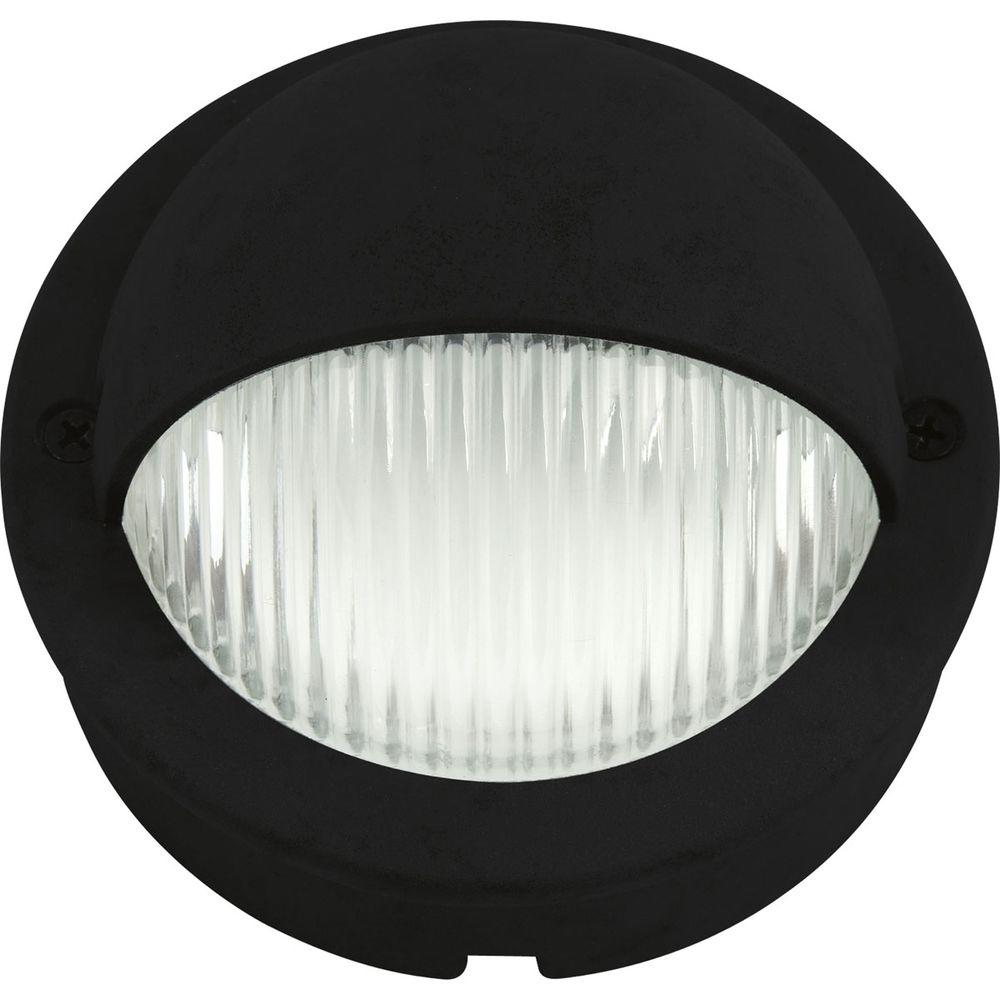 Home Depot Deck Lighting: Progress Lighting Low-Voltage LED 1.5-Watt Black Landscape