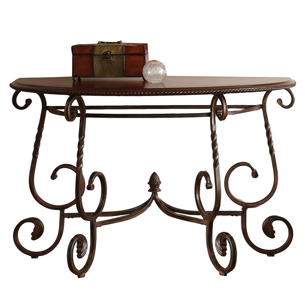 Crowley Cherry Sofa Table