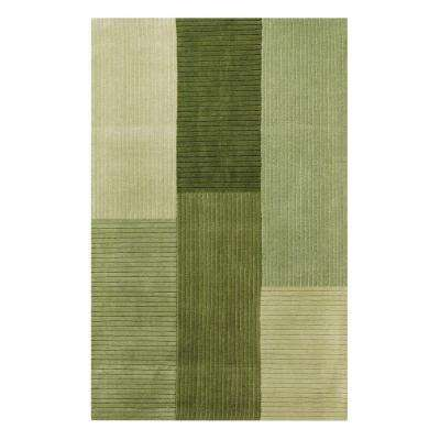 Crete Pear 2 ft. 6 in. x 4 ft. 6 in. Area Rug