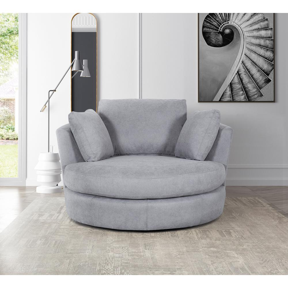 fabric swivel chairs for living room