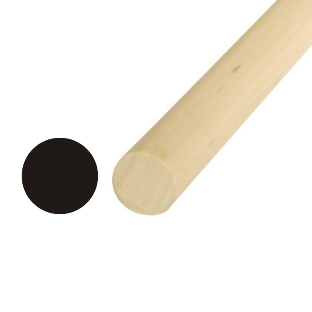 1-1/4 in. x 48 in. Wood Round Dowel
