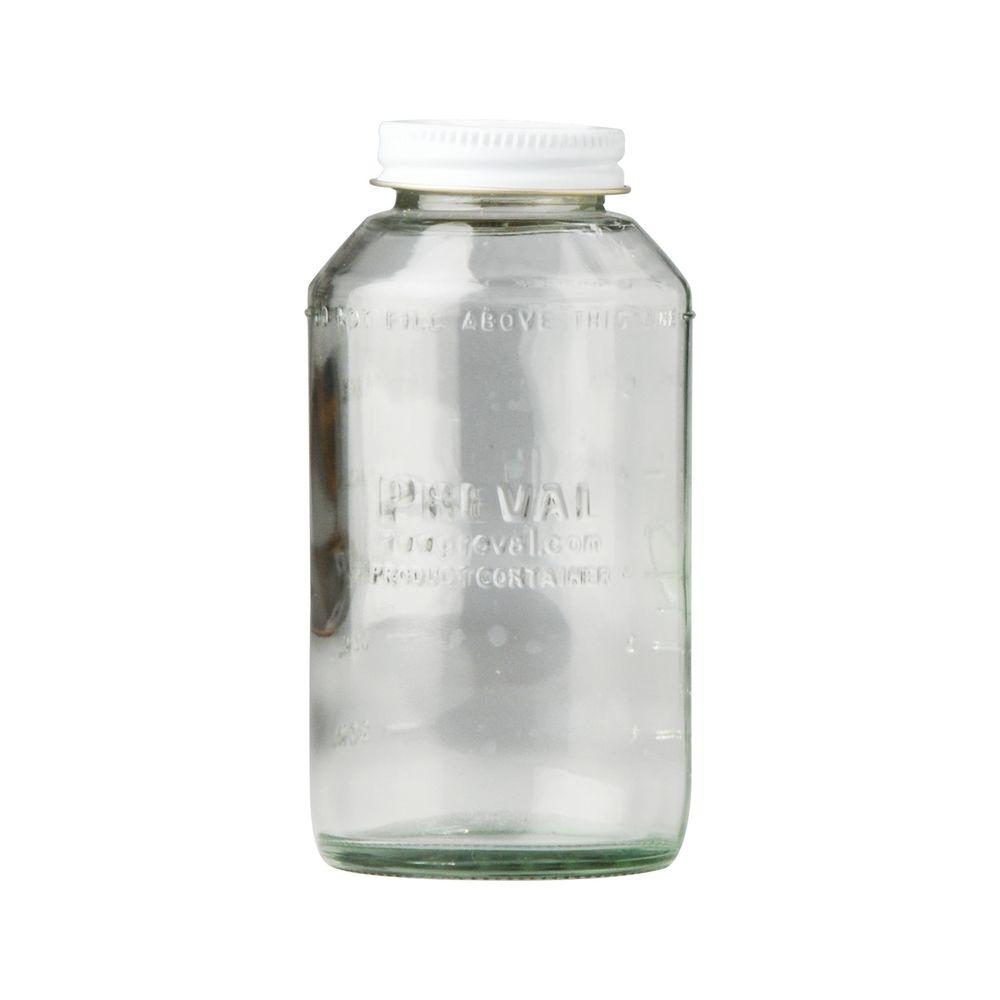 Preval 6-oz. Glass Jar with Cap