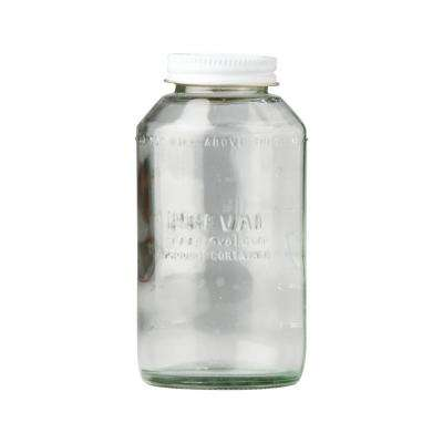 6-oz. Glass Jar with Cap