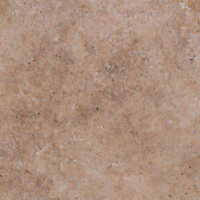 16 in. x 16 in. x 1.18 in. Mediterranean Walnut Tumbled Travertine Paver Tile (60-Pieces/109.5 sq. ft./Pallet)