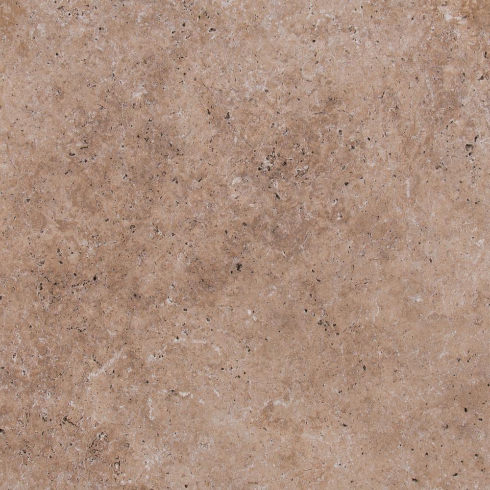 Mediterranean Walnut 16 in. x 16 in.Tan Travertine Paver Tile (60-Pieces/109.5 Sq. Ft./Pallet)