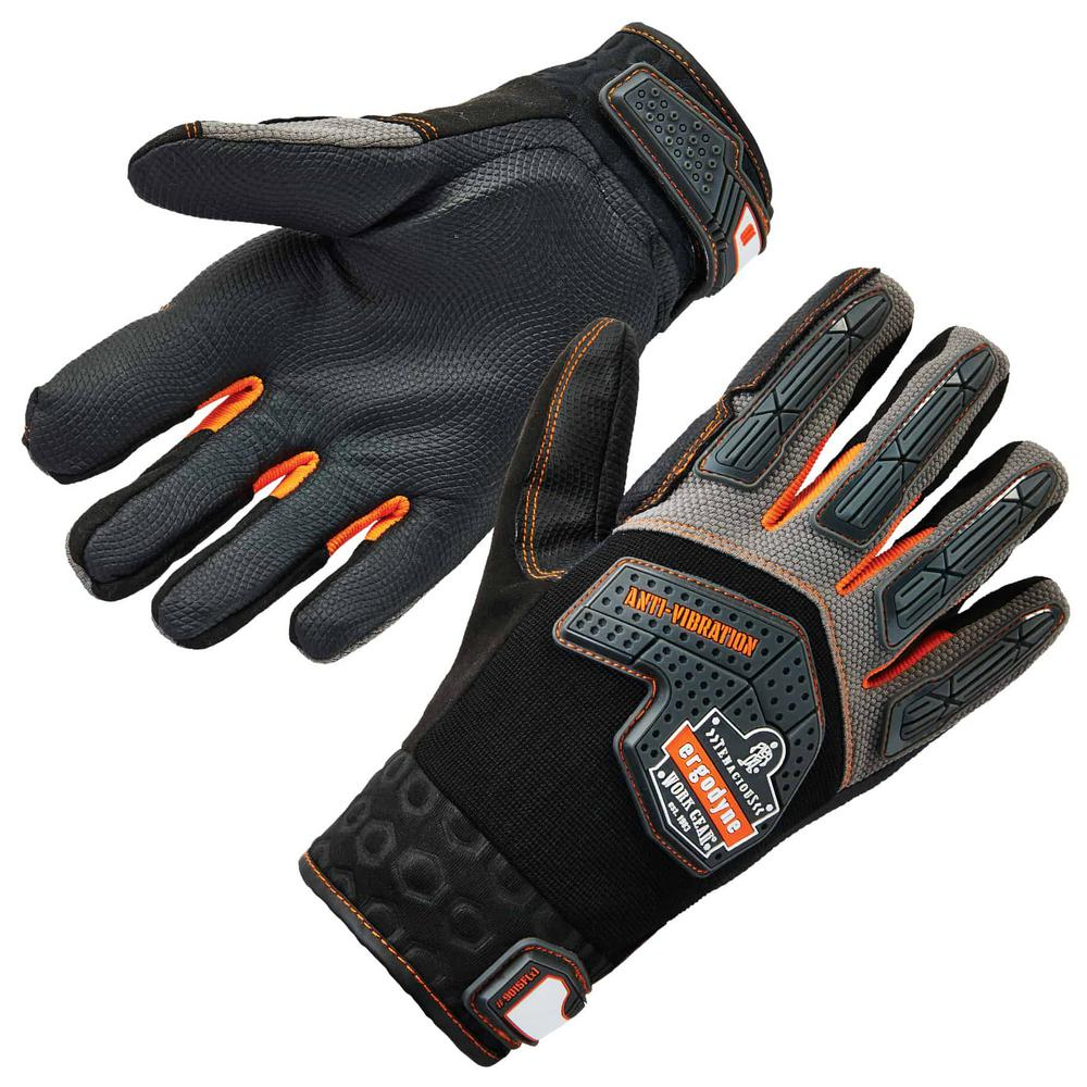 ProFlex 9015(x) Small Certified Anti-Vibration and DIR Protection Work Gloves