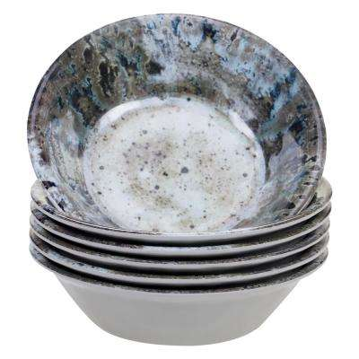 Radiance Multicolor All Purpose Bowl (Set of 6)