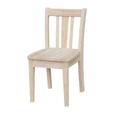 Ready to Finish San Remo Juvenile Chair (set of 2)