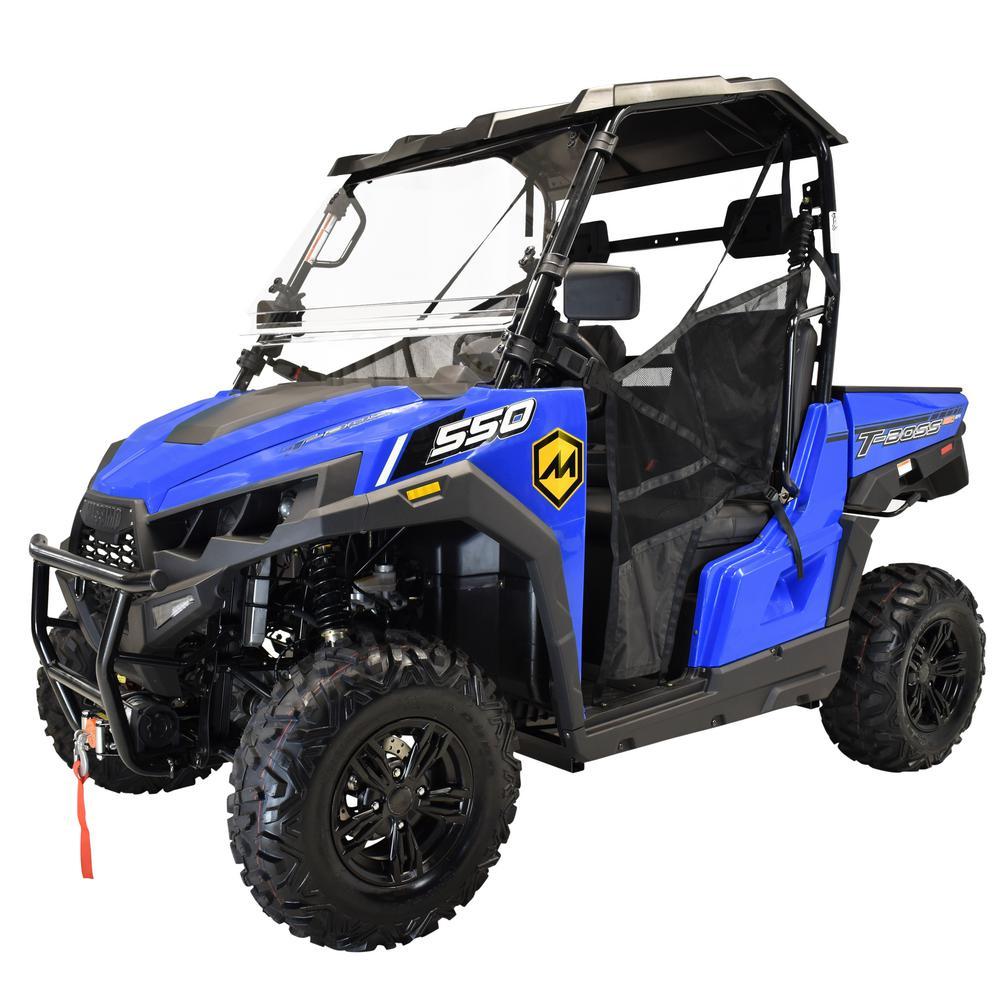 Bull Dog 653 cc Subaru Engine Gas Utility Vehicle - California
