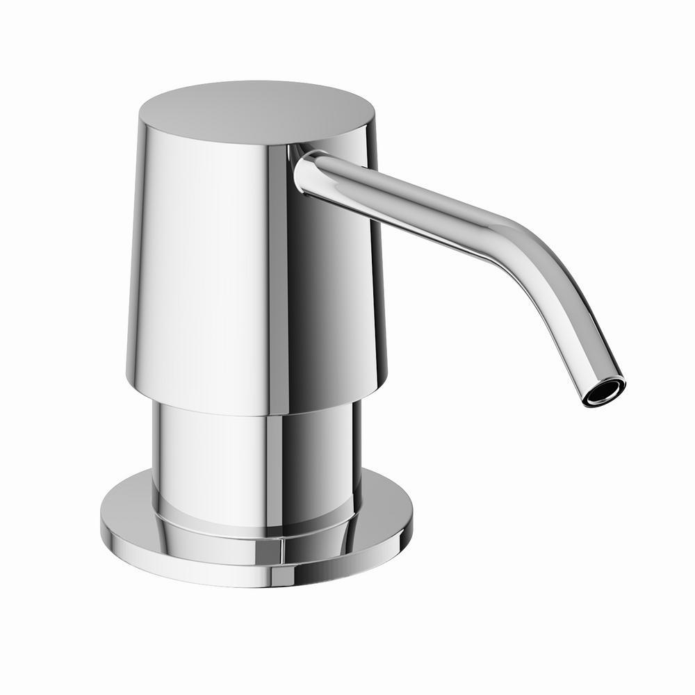 Kitchen Soap Dispenser in Chrome