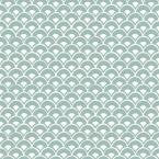 Stacked Scallops Paper Strippable Wallpaper (Covers 56 sq. ft.)