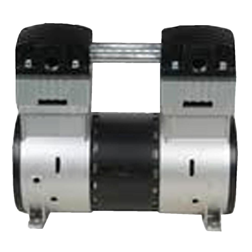 2 HP Ultra Quiet and Oil-Free Air Compressor Motor/Pump