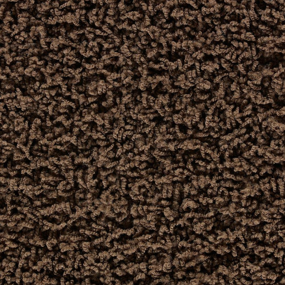 Martha Stewart Living Chatsworth Molasses - 6 in. x 9 in. Take Home Carpet Sample-DISCONTINUED