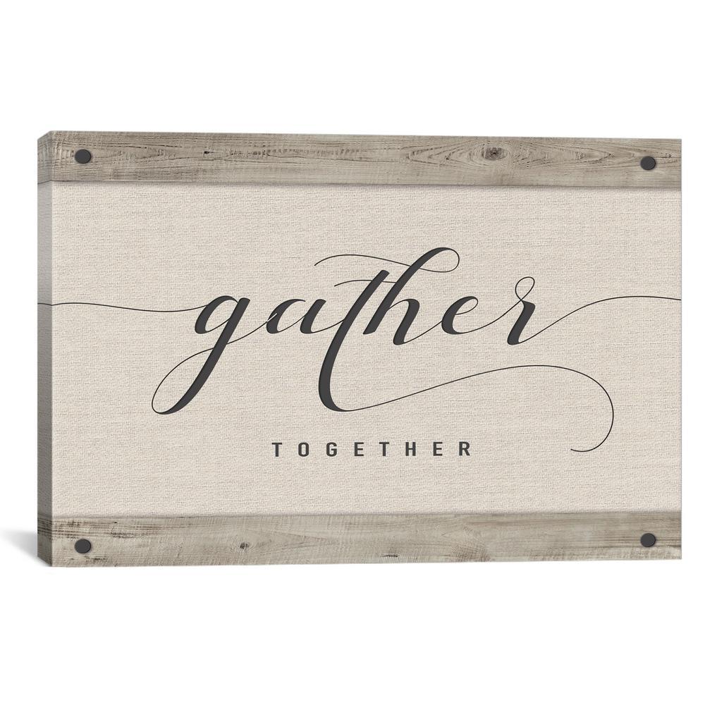 Gather Together by Amanda Murray Wall Art