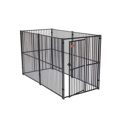 Lucky Dog 6 ft. H x 5 ft. W x 10 ft. L European Style Kennel