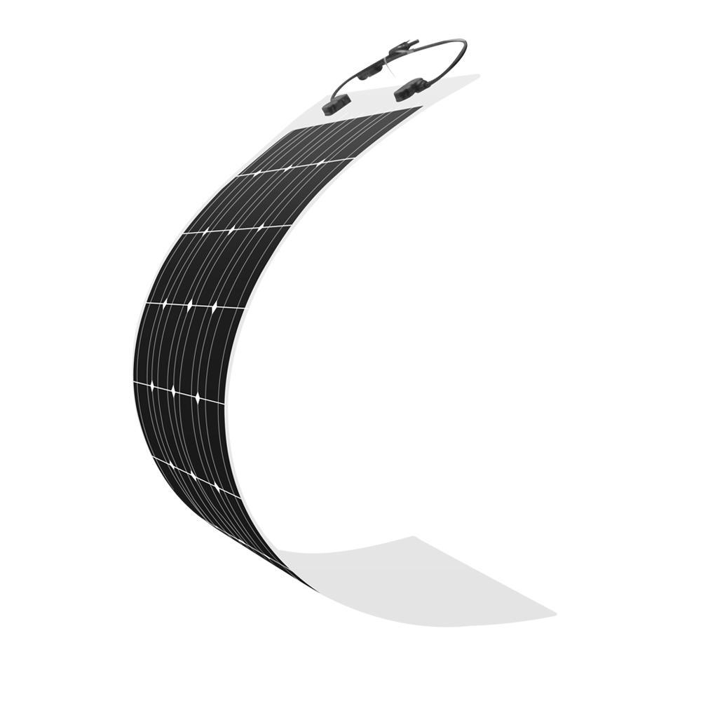 Renogy 100-Watt 12-Volt Flexible Monocrystalline Solar Panel