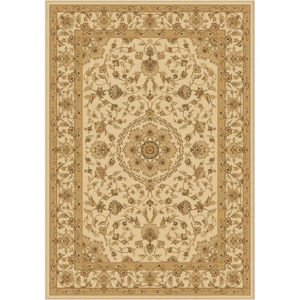 Shiloh Beige 7 ft. 10 in. x 10 ft. 10 in. Indoor Area Rug