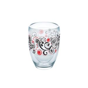 Click here to buy Tervis Berry Swirlwind 9 oz. Double-Walled Tritan Stemless Wine Glass by Tervis.
