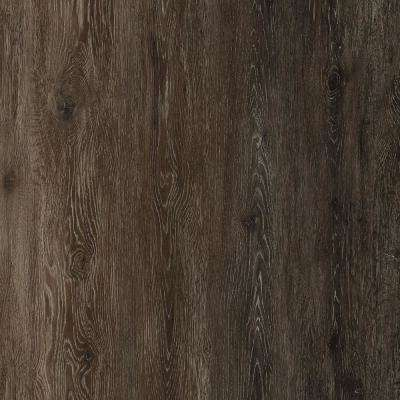 Khaki Oak Dark 6 in. x 36 in. Luxury Vinyl Plank Flooring (24 sq. ft. / case)