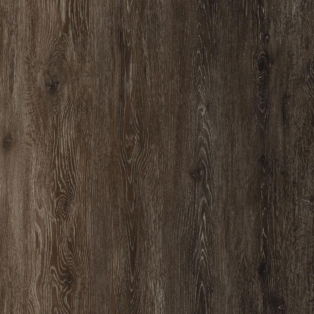 Khaki Oak Dark 6 in. W x 36 in. L Luxury Vinyl Plank Flooring (24 sq. ft. / case)