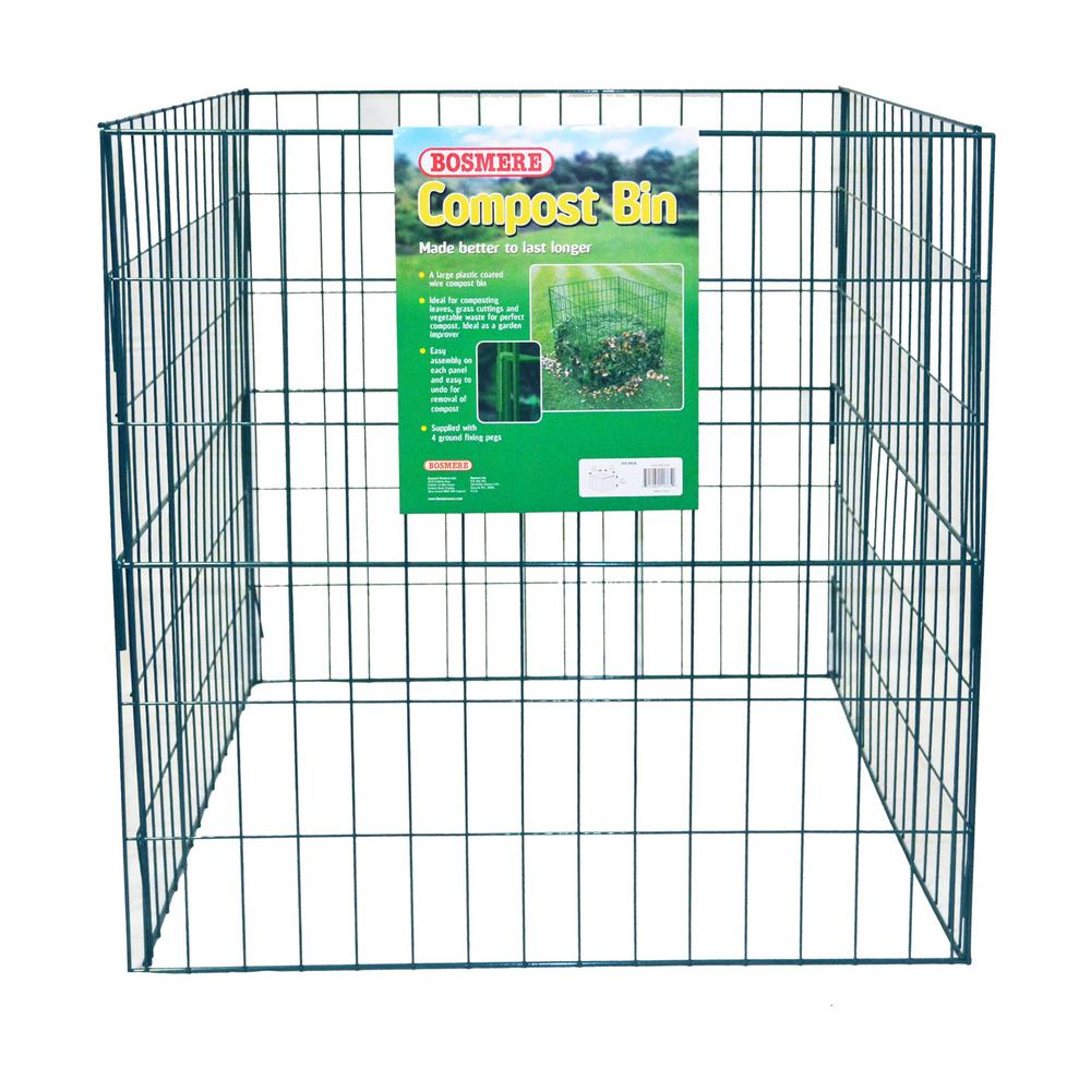 Steel Wire Compost Bin