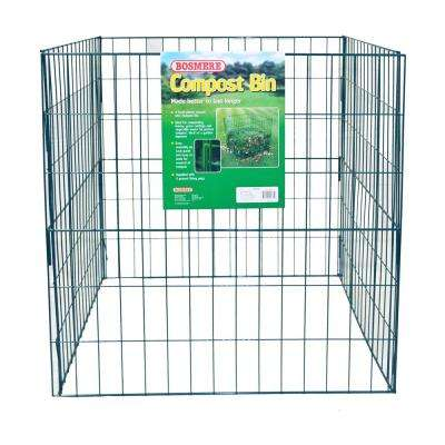 100 Gal. Steel Wire Compost Bin